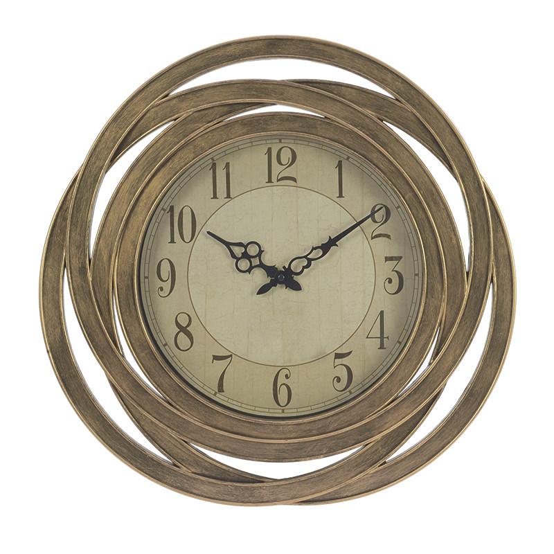 Ρολόι Τοίχου 51x6x51 3-20-828-0064