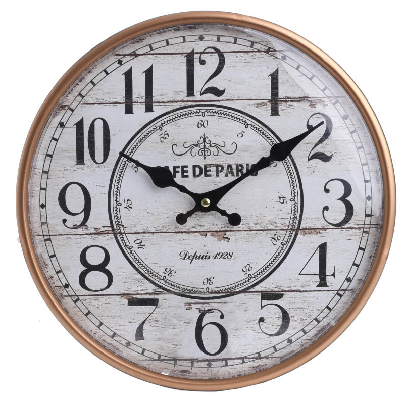 Ρολόι Τοίχου 31.5x2x31.5 3-20-773-0264