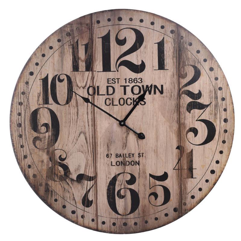 Ρολόι Τοίχου 58x2x58 3-20-773-0271