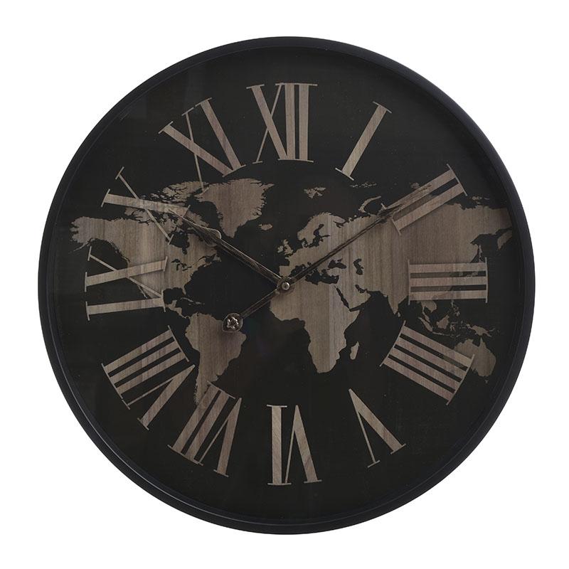 Ρολόι Τοίχου 45.5x4x45.5 3-20-828-0105