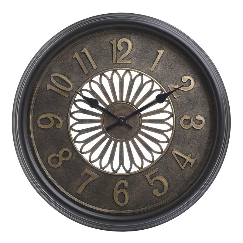 Ρολόι Τοίχου 51.5x5x51.5 3-20-828-0107