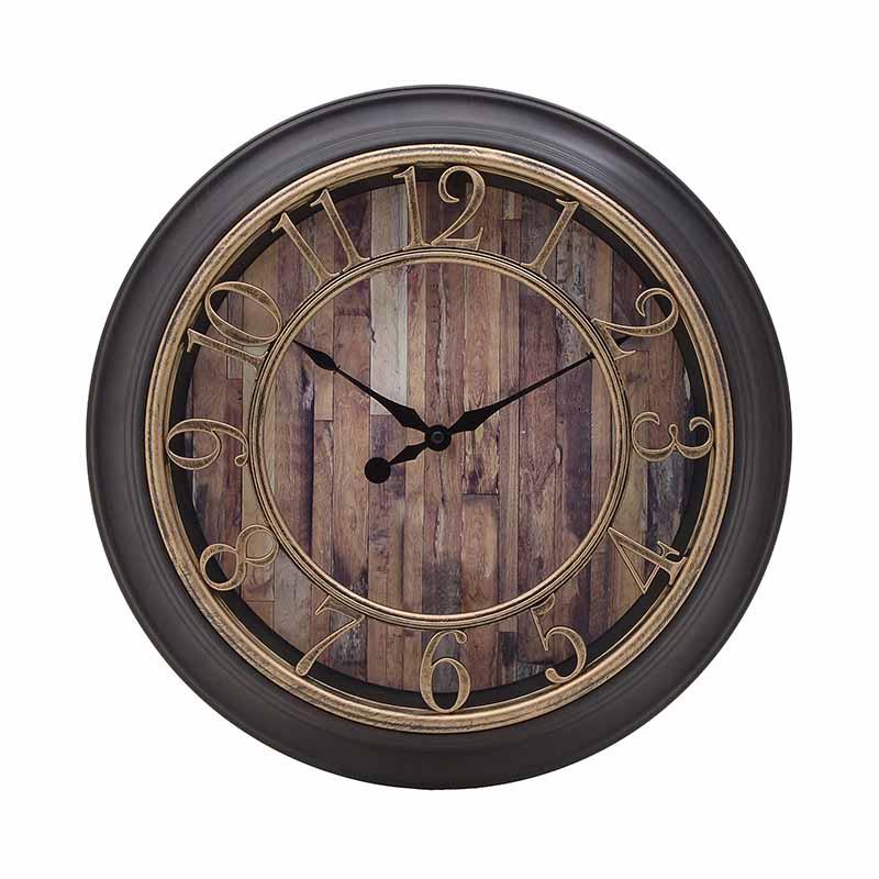 Ρολόι Τοίχου 40x4x40 3-20-828-0110