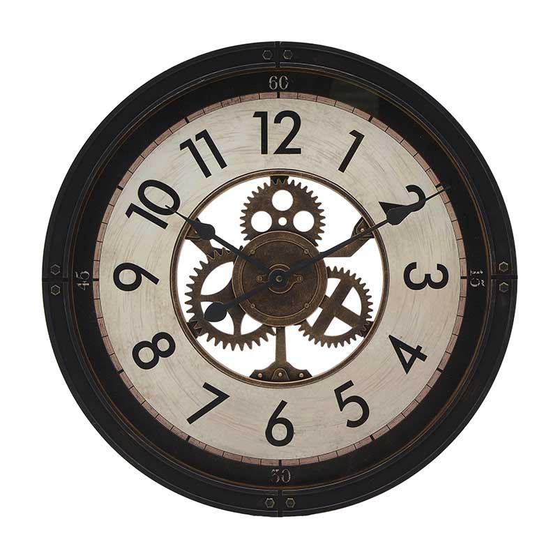 Ρολόι Τοίχου 50x5x50 3-20-828-0114