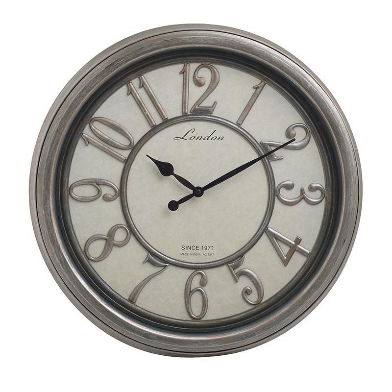 Ρολόι Τοίχου 51x51x5 3-20-864-0093