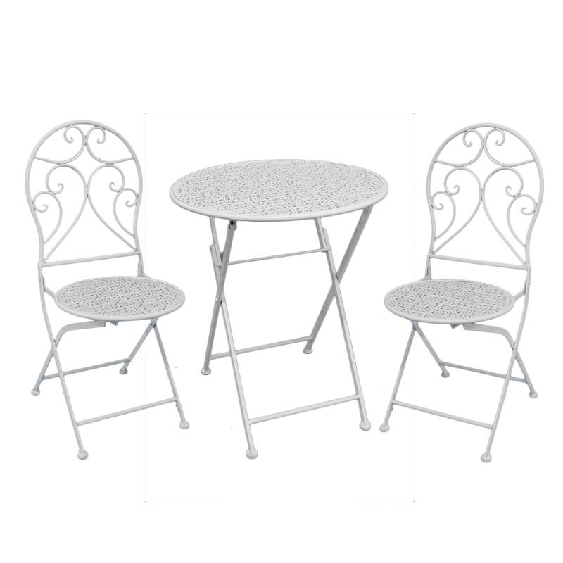 Σετ Τραπέζι Με 2 Καρέκλες 3-50-207-0091