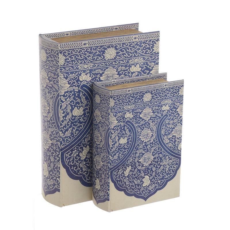 Κουτί/Βιβλίο Σετ Των 2 3-70-106-0034