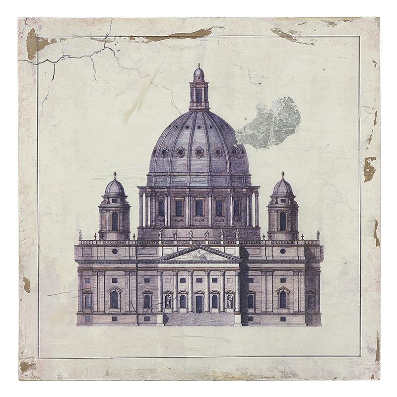 Πίνακας Printed 40x3x40 3-90-271-0012