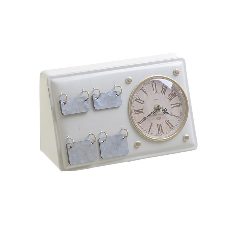 Επιτραπέζιο Ρολόι/Ημερολόγιο 26x10x15 3-20-977-0282