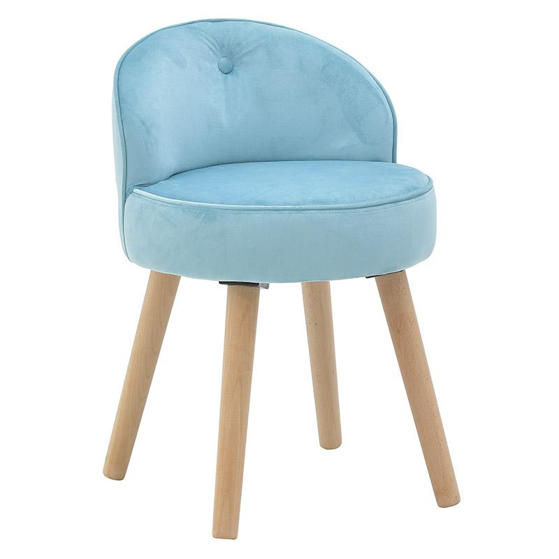 Καρεκλάκι γαλάζιο 45x45x65 3-50-204-0023