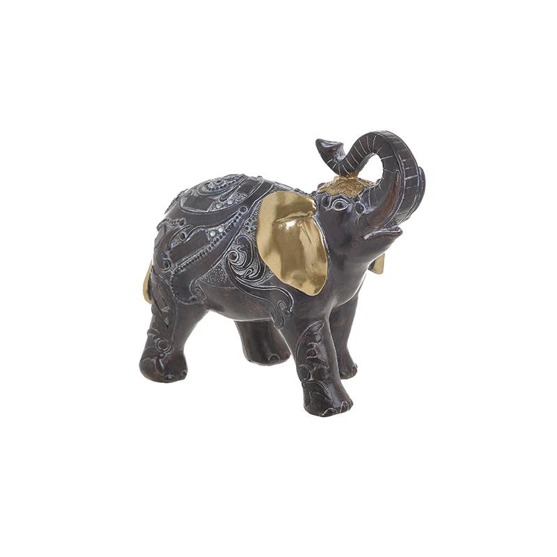 Διακοσμητικός Ελέφαντας 14x7x14 3-70-211-0109