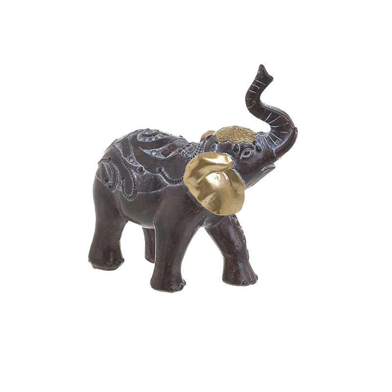 Διακοσμητικός Ελέφαντας 14x7x14 3-70-211-0110