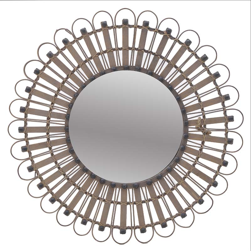 Καθρέπτης Τοίχου 86x4x86 3-95-480-0013